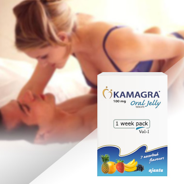 Kamagra Oral Jelly 100mg Senza Ricetta